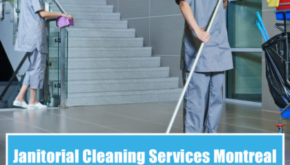 janitorial cleaning services Montreal