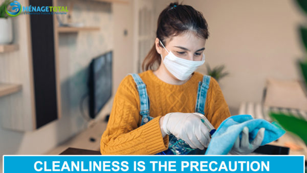 Cleanliness is the precaution against COVID-19Cleanliness is the precaution against COVID-19