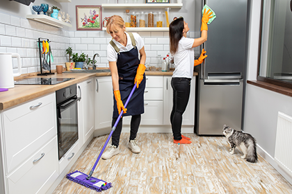 Deep Cleaning Service and Residential Cleaning Services in Montreal